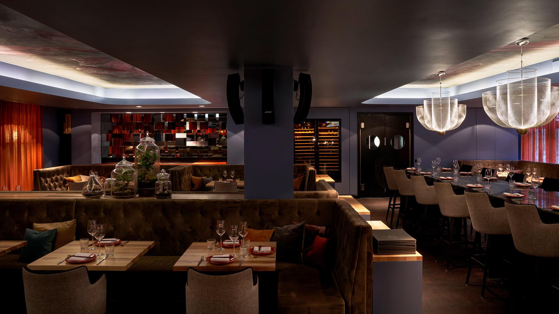 Burbank Frankfurt Restaurant